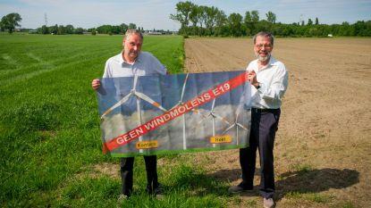Buurt haalt slag thuis in gevecht tegen komst windmolens: bouwvergunning opgeschort