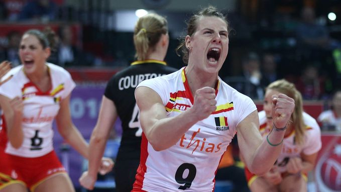 Yellow Tigers zijn challenger in Volley Nations League, Red Dragons blinken uit in afwezigheid