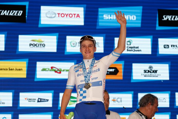 Remco Evenepoel a commencé sa saison en force en s'imposant sur les routes du Tour de San Juan avec, notamment, une démonstration dans le chrono.