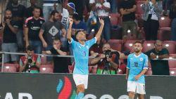 Topscorer met 11 goals, maar toch zal hij EK niet halen