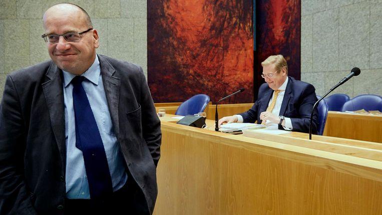 Fred Teeven keert na de verkiezingen in maart 2017 niet meer terug in de Tweede Kamer Beeld ANP