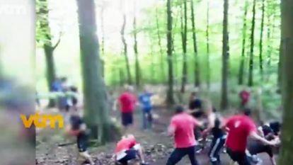 Bendevorming of niet? voetbalsupporters riskeren werk- en celstraffen na afgesproken vechtpartij in bos