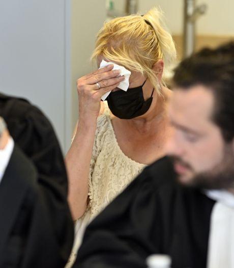"""La défense de Carine Gilsoul plaide l'acquittement: """"Patrick Vos la battait et il voulait qu'elle devienne sa chose"""""""