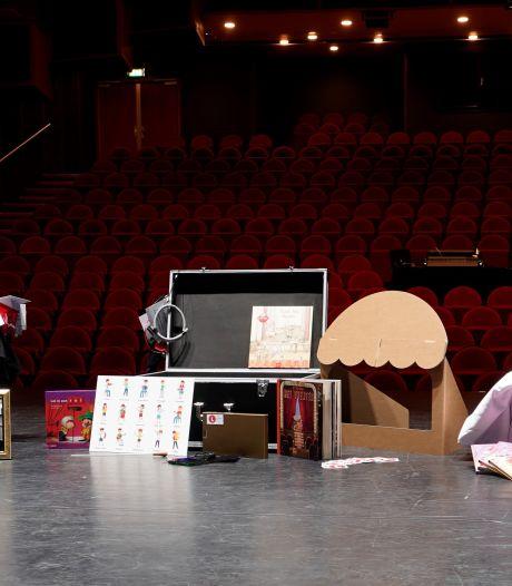 Met tjokvolle theaterkist trekt De Lievekamp de stad in