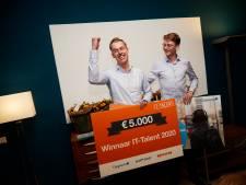 Eindhovense Thomas is het IT-Talent van 2020 en wint 5000 euro