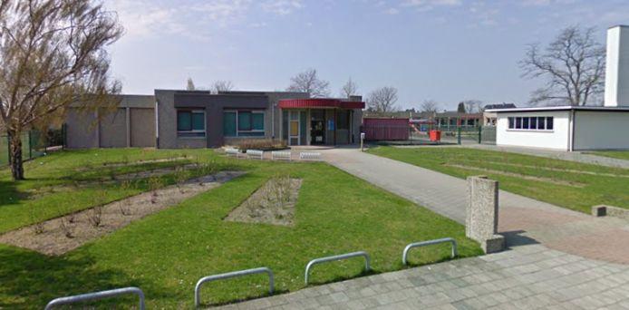 Basisschool De Brem in Zandvliet is een van de twee scholen die zullen moeten sluiten wegens besmettingen met de Britse variant.