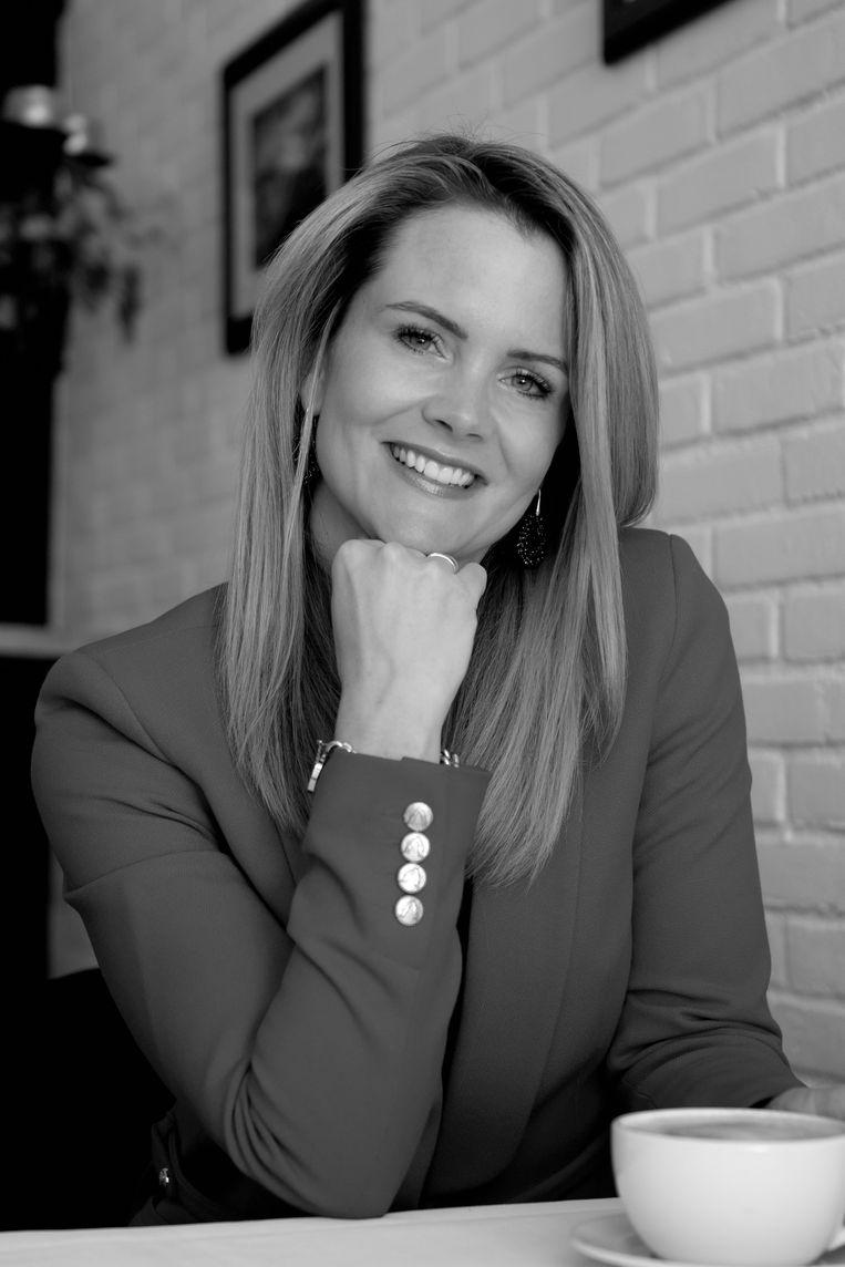 Orthopedagoog-generalist Danielle Goedhart van Kinder- en Jeugdpraktijk Een Stap Voor. Zij houdt zich tevens bezig met (politieke) jeugdzorgkwesties en beleid binnen en buiten haar organisatie. Beeld Rikst Slingerland