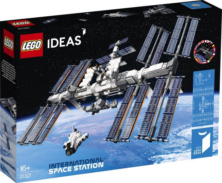 Bouwdozen voor gevorderden: gegeerd door fanatieke Lego-bouwers, en dieven. Beeld Photo News