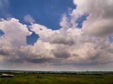 Dit weekend wolkenvelden en kans op buien: ook volgende week wisselvallig, maar wél warm