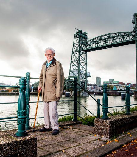 Briefschrijver Jan Hoek (94): 'Lieve mensen, doe nou toch 's effe kalm an'