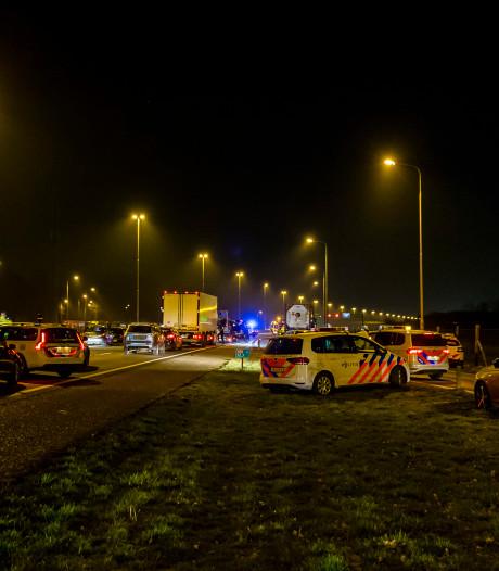 35-jarige vrouw uit Breda omgekomen bij bizar ongeluk A58