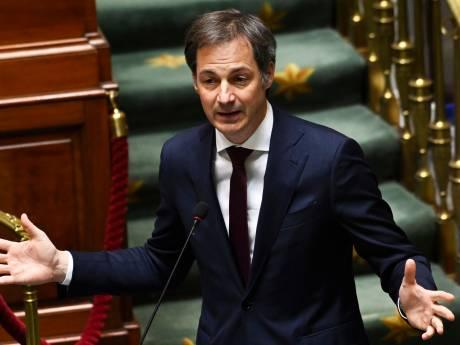 """Alexander De Croo, à la veille du Comité de concertation: """"Il ne faut pas s'attendre à de nouveaux assouplissements"""""""