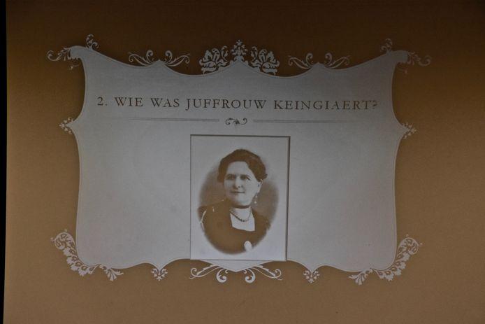 Léonie Keingiaert de Gheluvelt was de eerste vrouwelijke burgemeester van ons land