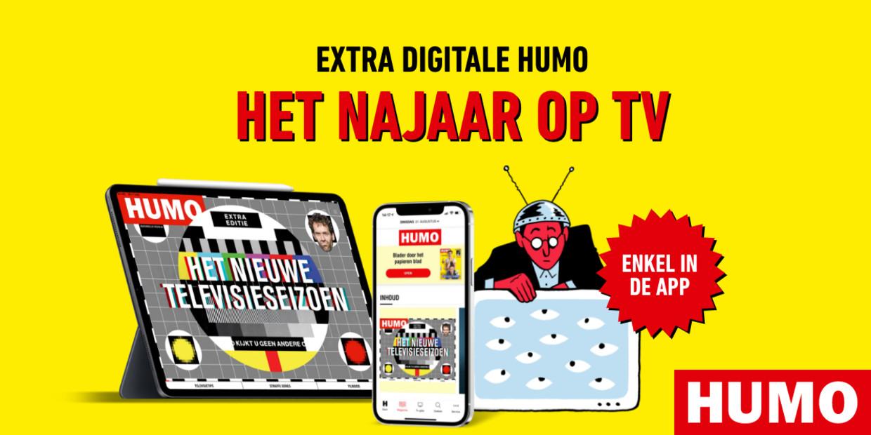 extra editie Humo Beeld Humo