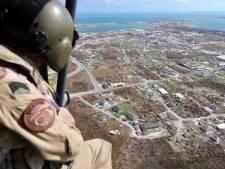 Nederlandse militairen op Bahama's: complete sloppenwijken zijn weg