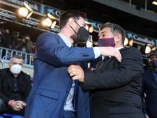 """Le président du Barça """"convaincu"""" que Lionel Messi va signer un nouveau contrat au club"""