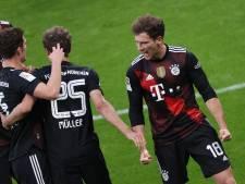 Le Bayern efface Leipzig et file vers son neuvième titre consécutif