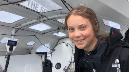 """Greta Thunberg viert verjaardag schoolstakingen voor klimaat: """"Blijven doorgaan"""""""