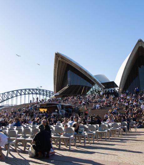 Het leven in Australië is weer bijna volledig normaal, maar de grenzen blijven dicht