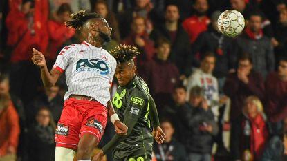 FT België. KV Kortrijk ontsnapt aan sanctie na racistische gebaren van fans - Vicevoorzitter KBVB overleden - Union gaat met 2-0 onderuit bij Tubeke