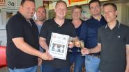 Café-uitbaters Run-Inn kopen stadionnaam SV Breugel  over en dopen het om tot... 'Achter de Run-Inn'