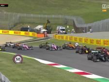 Verstappen valt uit tijdens GP van Toscane