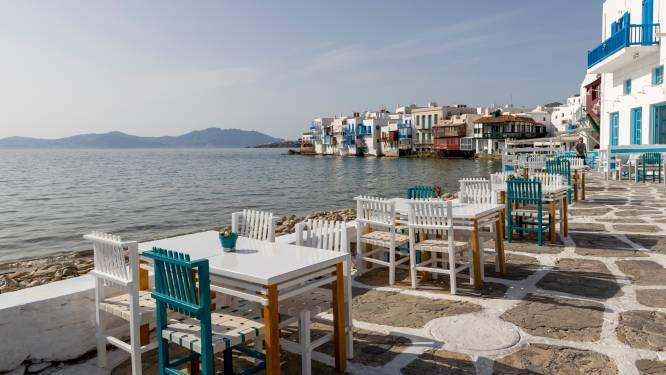 Muziekverbod en avondklok op populair Grieks vakantie-eiland Mykonos