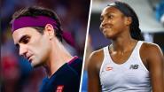Coco Gauff (16) toont in reactie op post van Federer dat zij een van de sterkste proteststemmen in de sport is