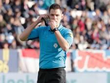 Kamphuis fluit duel PSV in Heerenveen, geen wedstrijd voor Van Boekel