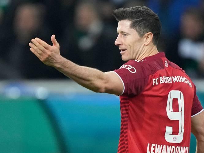 Historisch pakje slaag voor Bayern München: liefst vijf tegengoals bij Borussia Mönchengladbach