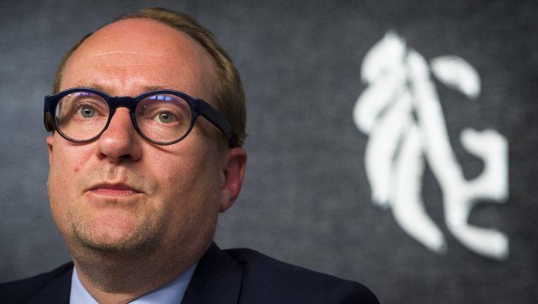 Vlaams minister van Mobiliteit Ben Weyts (N-VA) is bereid de oplossing voor Oosterweel