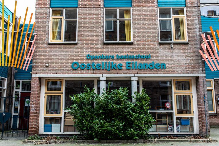 Basisschool Oostelijke Eilanden. Beeld Nosh Neneh