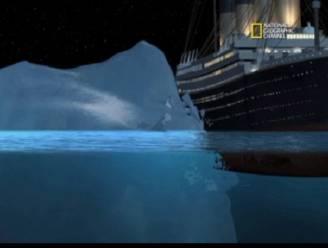 Bekijk hoe de Titanic zonk