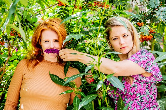 Christine de Boer en Yentl Schieman.