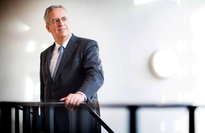 LTO-voorzitter Marc Calon.