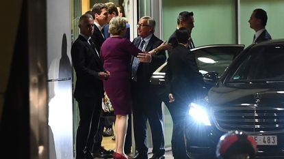 """Britse ministers bezorgd: """"Brexitonderhandelingen staan op instorten"""""""