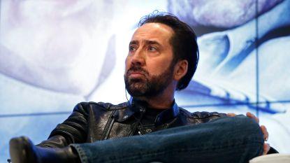 Nicolas Cage speelt hoofdrol in film over ... Nicolas Cage