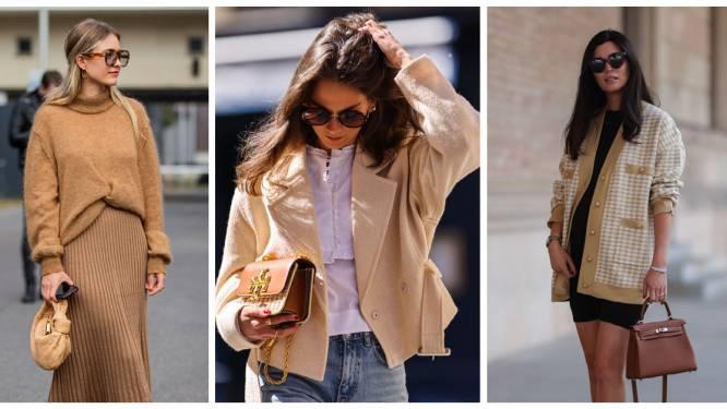 Een cognac handtas matcht met elke outfit: Met deze drie regels kies je het perfecte exemplaar
