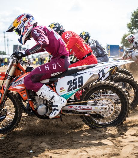 Corona zet streep door Dutch Masters of Motocross in Oss