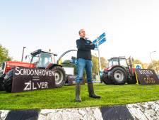 Boze boeren demonstreren in Krimpenerwaard: 'Gecreëerde natuur maakt ons leven zuur'