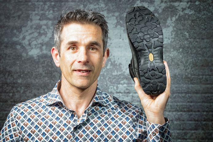Anton Kool, duurzaamheidswetenschapper en zijn footprint.