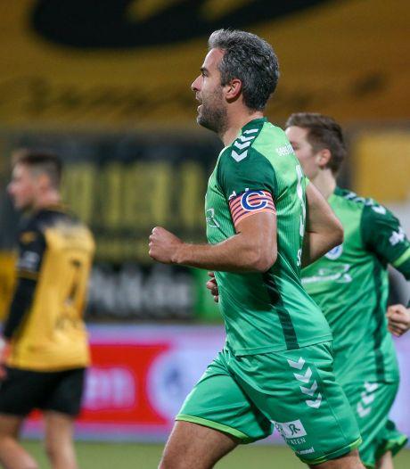 Roda JC gunt De Graafschap vrije avond