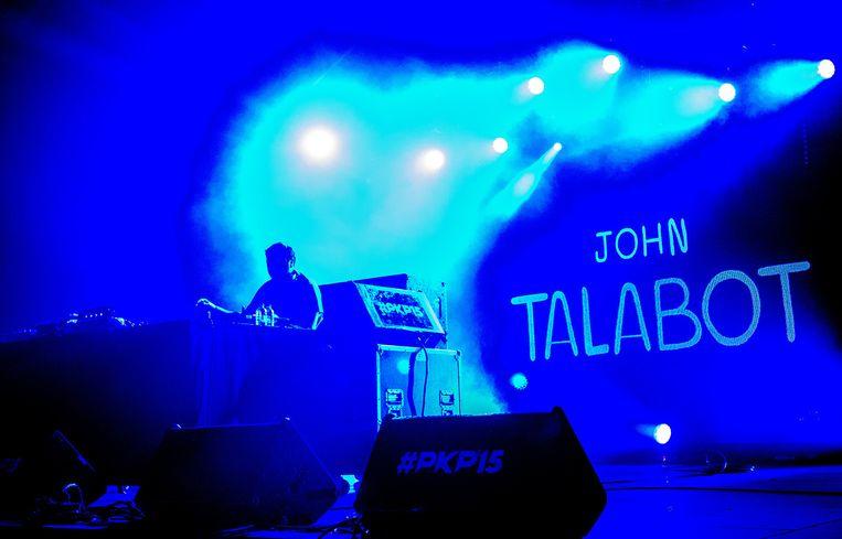 John Talabot. Beeld Harry Heuts