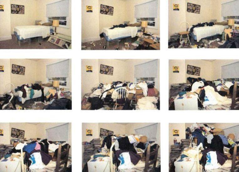 Liefhebbers van een zelftest kunnen terecht op internet: Google 'cluttering scale'. Je ziet bijvoorbeeld een slaapkamer in allerlei gradaties, van clean en leeg tot vuilnishoop. Zoekt u naar uw eigen kamer. Beeld