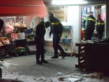 Gewapende overval op avondwinkel aan de Haagse Schalk Burgerstraat