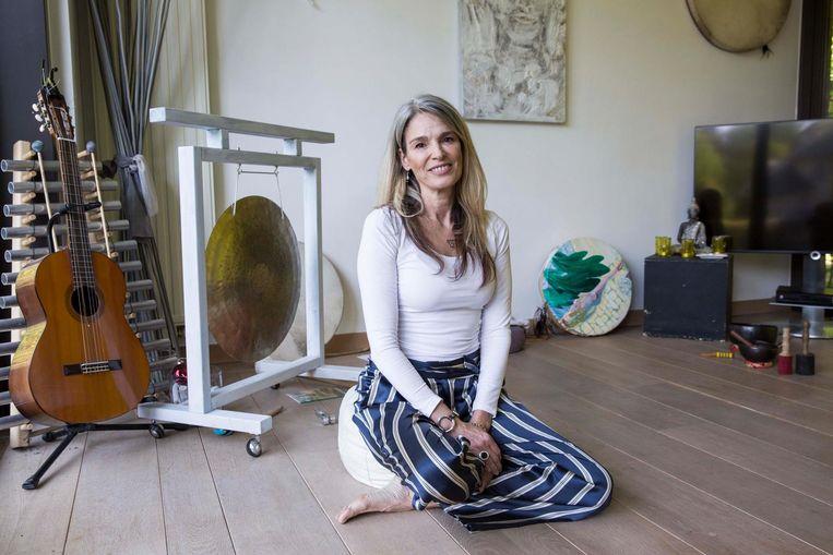 Mental coach Lieve Bullens is de bezielster achter het boek Sky Magic.