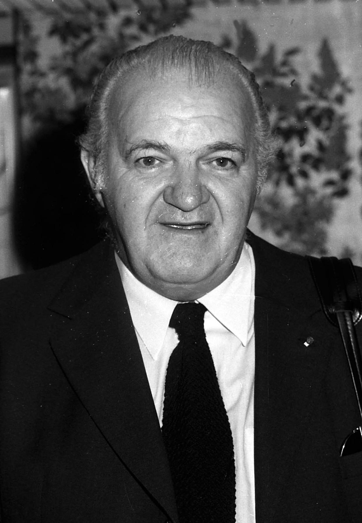 Herman Liebaers.