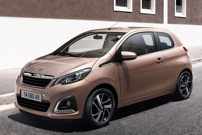 De Peugeot 108 1.0 e-VTI 72.