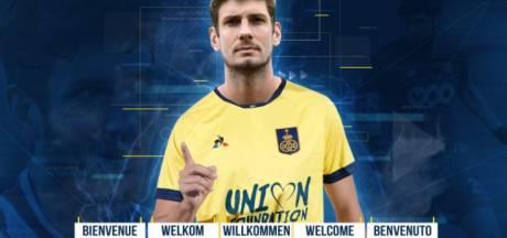 Felipe Avenatti prêté par le Standard à l'Union Saint-Gilloise