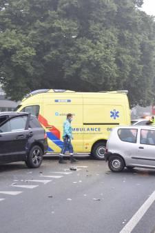 Automobilist gewond bij ongeluk in Hengelo